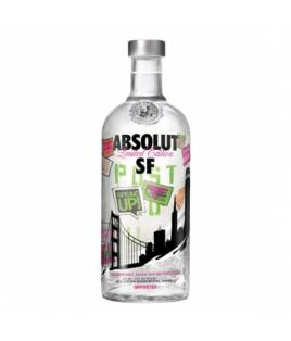 Absolut San Francisco Edición Limitada 700 ml