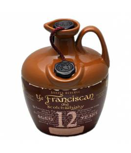 Whisky ye Franciscan Caneco 12 Años