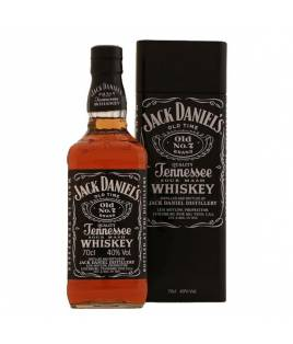 Jack Daniel's Old No. 7 Tennessee en Caja de Lata 700 ml