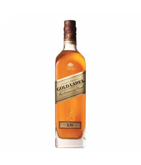 Whisky Johnnie Walker Gold 18 años 700 ml