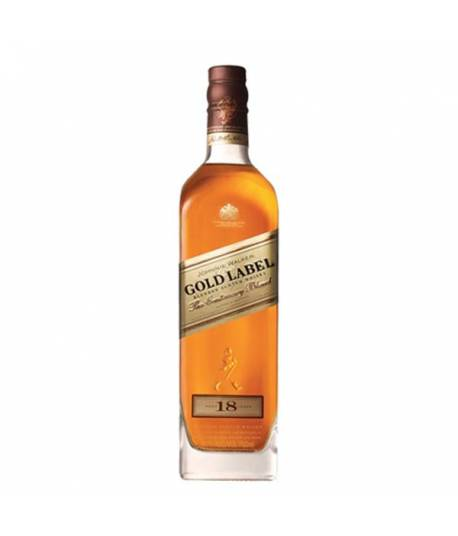 Whisky Johnnie Walker Gold 18 years 700 ml