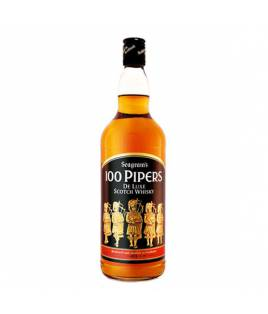 100 Pipers Whisky 700 ml