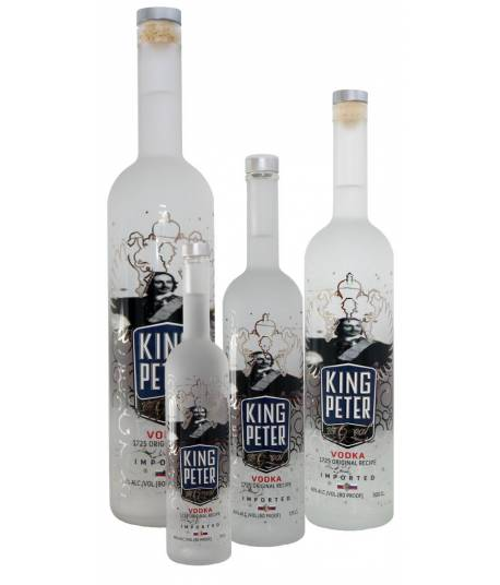 King Peter Vodka 6L