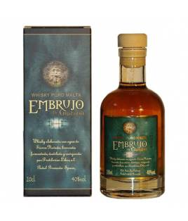 Whisky Embrujo de Granada 200 ml