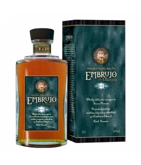 Whisky Puro Malta Embrujo de Granada 700 ml