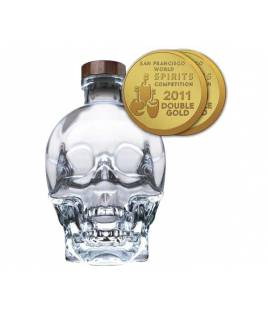 Vodka Crystal Head 3 l