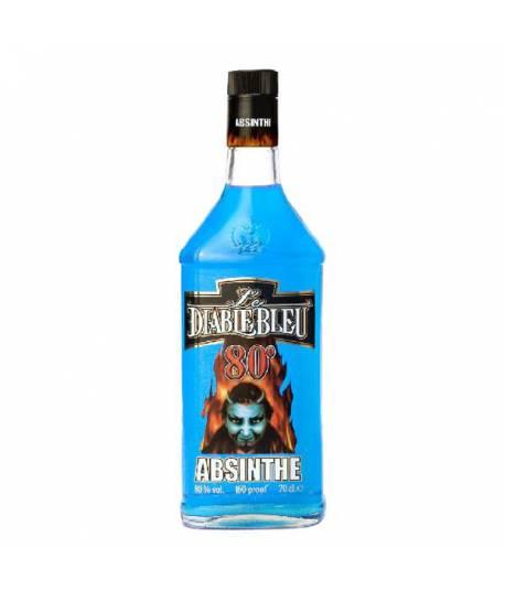 Absenta Le Diable Bleu 80º