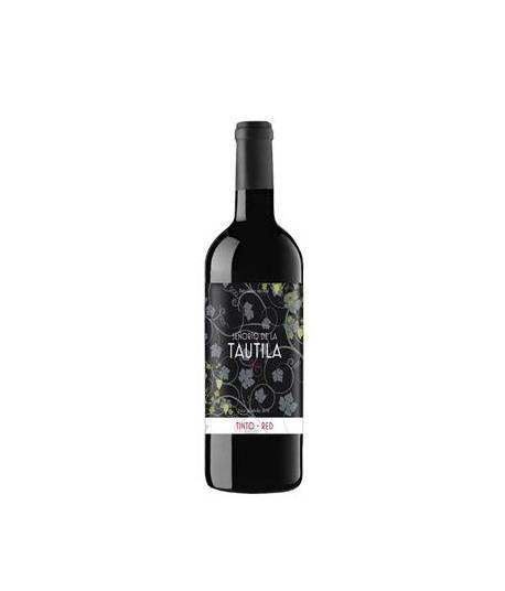 Tautila vin rouge sans alcool 250 ml