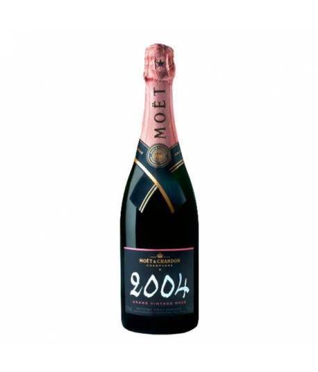 Moet & Chandon Grand Vintage Rosé 2004