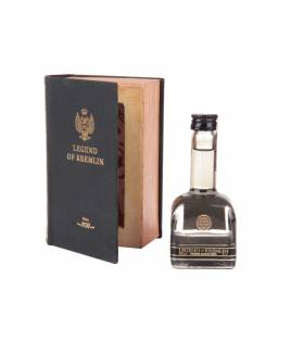 Vodka Legend of Kremlin Folio mini 50Ml.