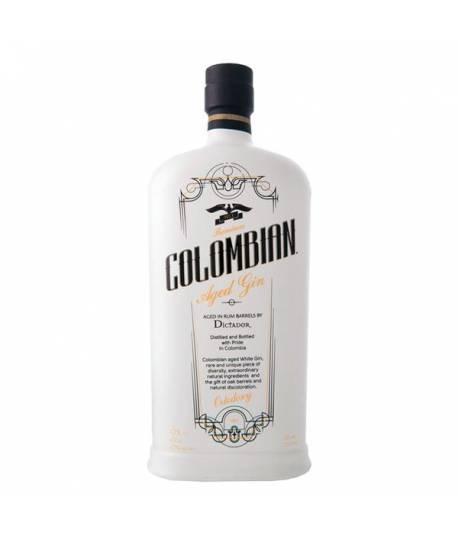 Colombian ortodoxy gin