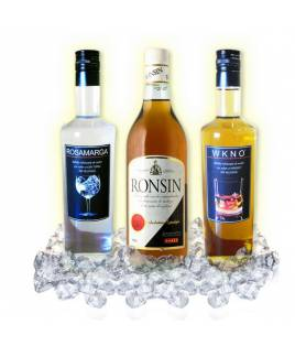 Pack Luxury senza alcool