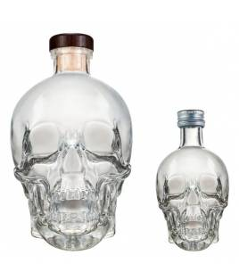 Crystal Head Vodka Set 0,05L + 0,7L