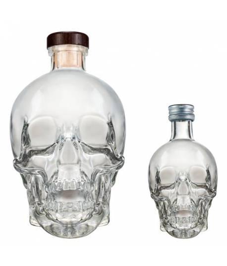 Crystal Head Vodka Set 0,05L + 0,7L + 1,75L +3 L
