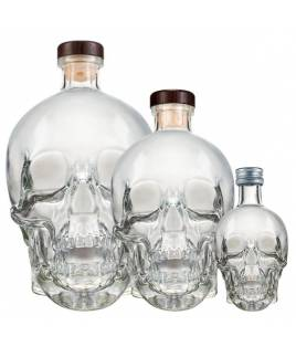Crystal Head Vodka Set 0,05L + 0,7L + 1,75L