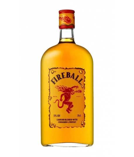 Fireball Whisky Cinnamon Liqueur