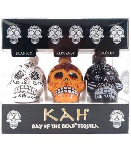 KAH Tequila Luxury Pack 50 ml