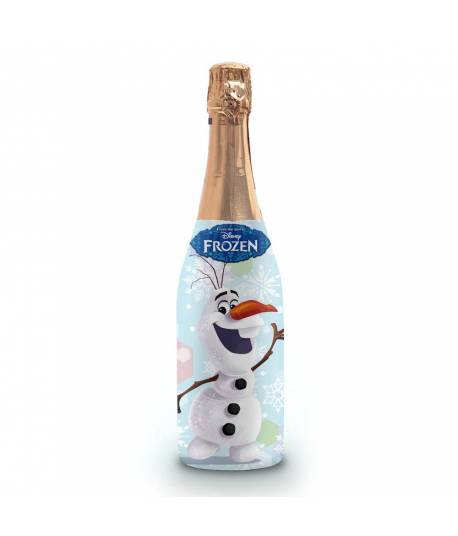 Espumoso Disney Frozen sin alcohol