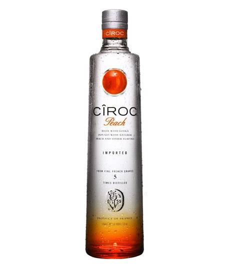 CÎROC Peach Vodka 1L