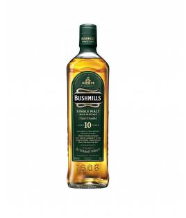 Bushmills 10 Y Single Malt Whisky 70 cl.