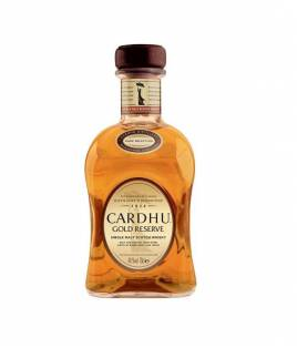 Whisky Cardhu Gold Reserve 70 cl.