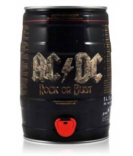 AC/DC de Premium Beer Barril 5 l