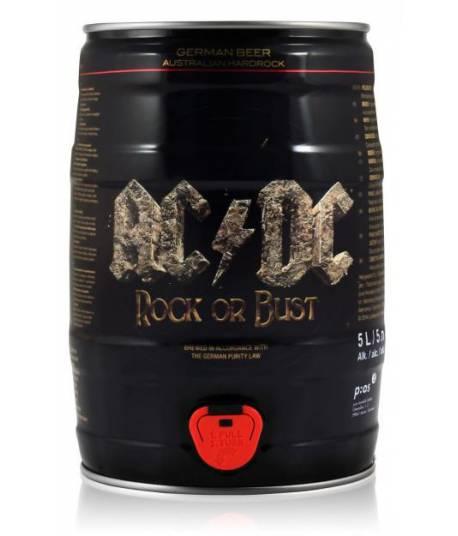 AC / DC de Premium Beer Barril 5 l