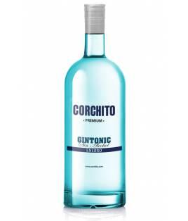 Corchito GinTonic Enebro Premium sin alcohol