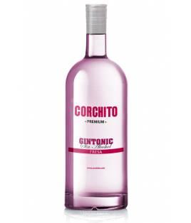 Corchito GinTonic Fresa Premium sin alcohol