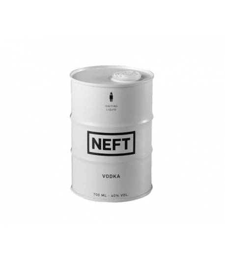 NEFT Vodka Blanco 700 ml