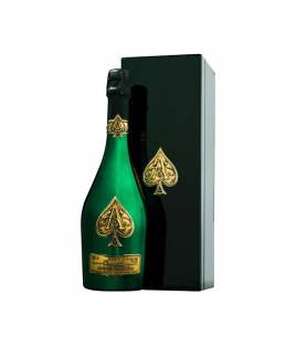 Armand de Brignac Limited Edition Green Bottle
