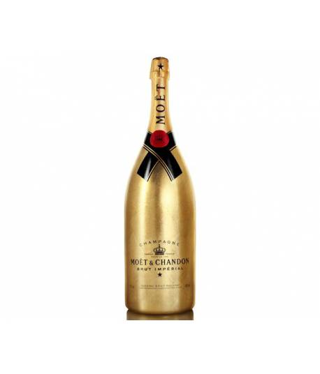 Moet & Chandon Brut Imperial Gold Edition Jeroboam 3 l