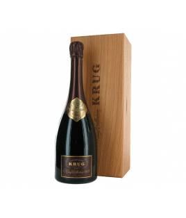 Krug Collection 1985 Wood Box