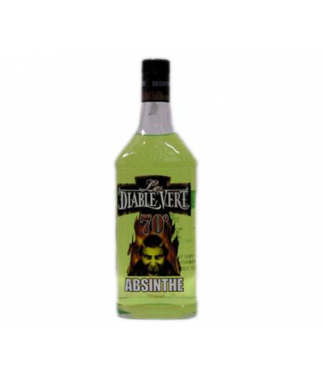 Absenta Le Diable Vert 70º