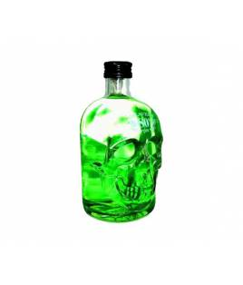 Absinthe Green Skull