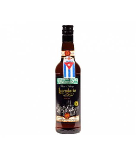 Ron Legendario Añejo 700 ml