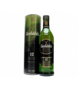 Whisky Glenfiddich 12 Anos 700ml