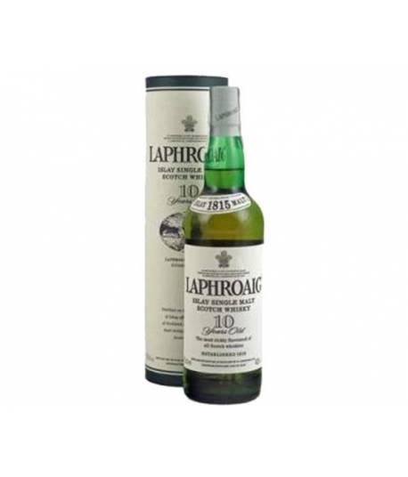 Whisky Laphroaig 10 años 700 ml