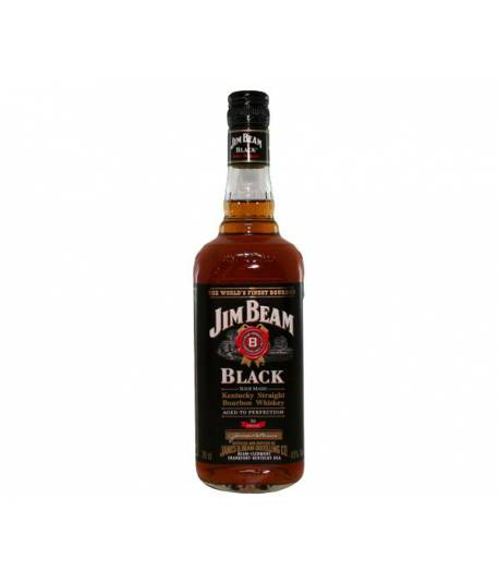Whisky Jim Beam Black 8 Años 700 ml