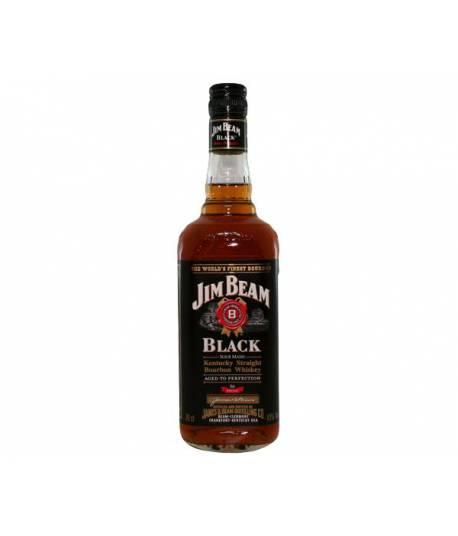 Whisky Jim Beam Black 8 Años 700 ml