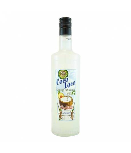 Coco Loco 700 ml d'alcool