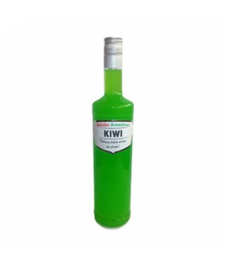 Licor de Kiwi Sin Alcohol