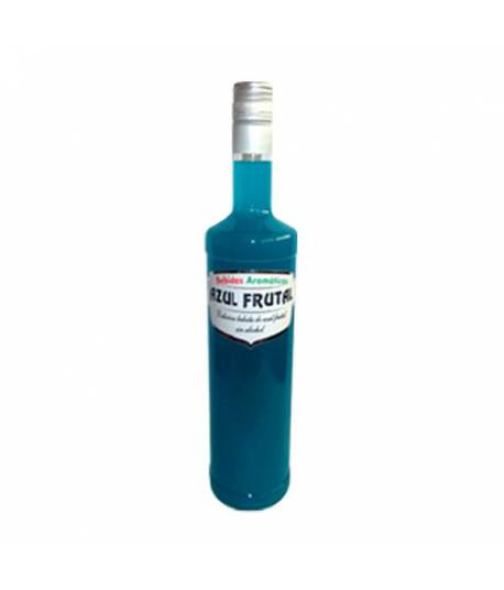 Blue Liqueur Fruit Without Alcohol