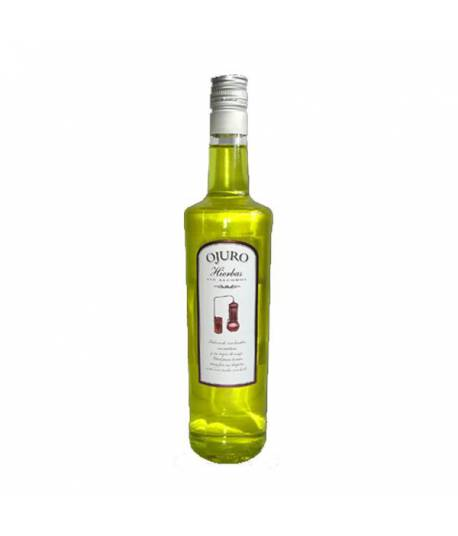 Licor de Hierbas Sin Alcohol