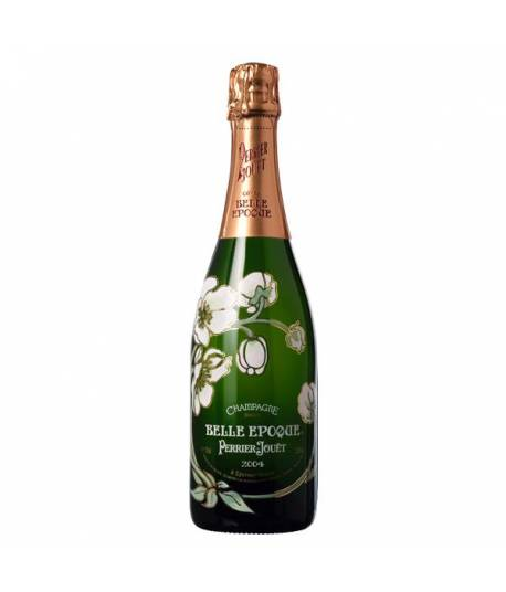 Perrier-Jouët Belle Epoque 2004 Claire Coles (with 2 cups)