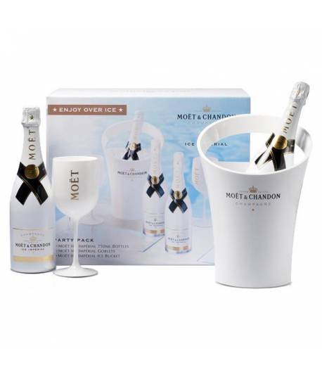Moet & Chandon Ice Imperial Luxury Edition.