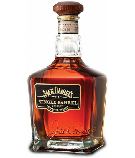 Jack Daniels Tennessee Single Barrel 700 ml