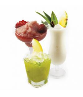 Cocktails 100% Natural